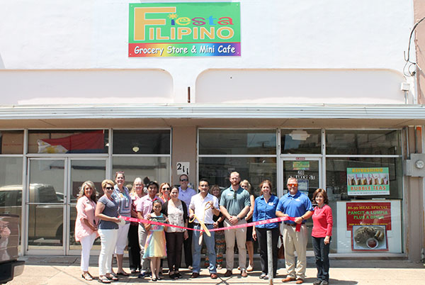 Tiny Tots Trunk Joins the Brownwood Area Chamber of Commerce