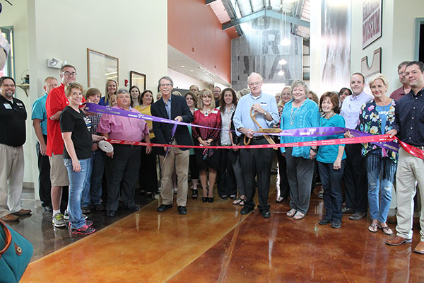Ribbon Cutting for Cornerstone Pet Hospital