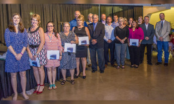 Brownwood Chamber Holds Ribbon Cutting for CT Promotional Products