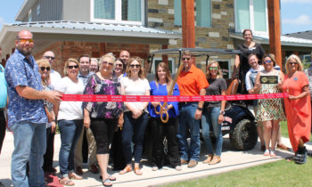 Brownwood Chamber Holds Ribbon Cutting for Indian Creek Townhomes