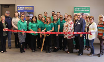 Brownwood Chamber Holds Ribbon Cutting for Area Agency on Aging of West Central Texas