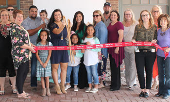 Brownwood Chamber Holds Ribbon Cutting for Samantha Rodriguez Photography
