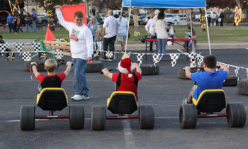 Big Wheel Races to be Featured at Christmas Under the Stars Festival