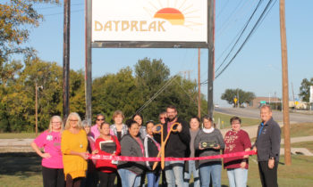 Brownwood Chamber Holds Ribbon Cutting for Daybreak Community Services, Inc.