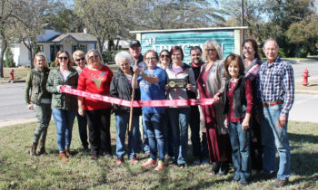 Brownwood Area Chamber Holds Ribbon Cutting for My Addiction