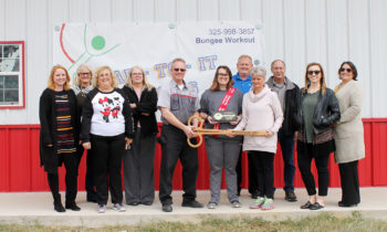 Brownwood Area Chamber and Early Chamber Hold a Joint Ribbon Cutting for Snap To It Fitness