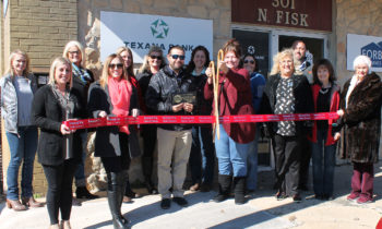 Brownwood Area Chamber Holds Ribbon Cutting for Pamela Svoboda Mortgage Banker/Texana Bank