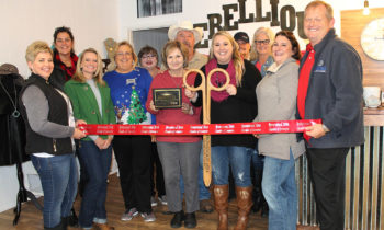 Brownwood Area Chamber of Commerce Holds Ribbon Cutting for Rebellious Rose