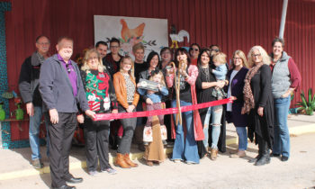 Brownwood Chamber Holds Ribbon Cutting for The Hen House