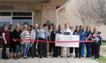 Ribbon Cutting Held for Comanche County Medical Center