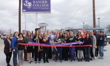 Brownwood & Early Chambers of Commerce hold Joint Ribbon Cutting for Ranger College Cosmetology