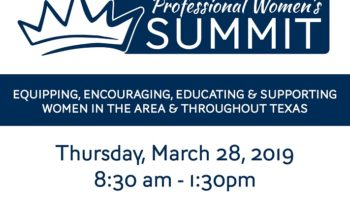Professional Women's Summit 2019