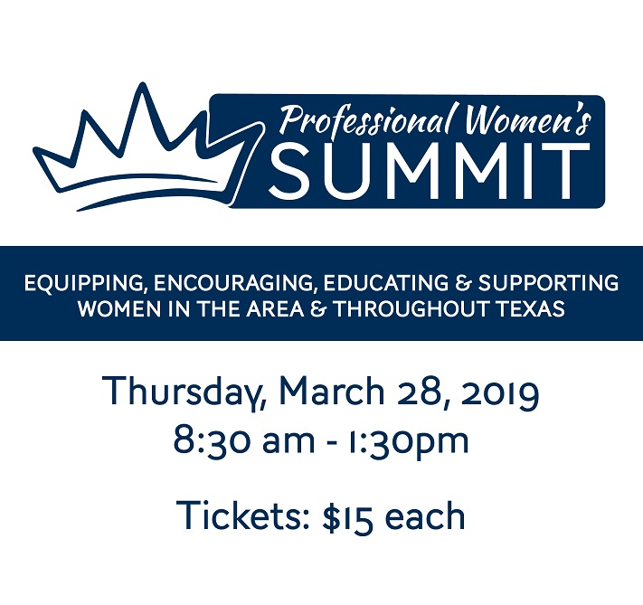 Professional Women's Summit 2019