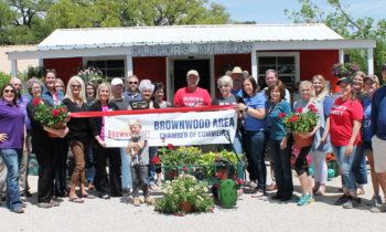 Brownwood Chamber Holds Ribbon Cutting to Welcome New Member Sliger's Market