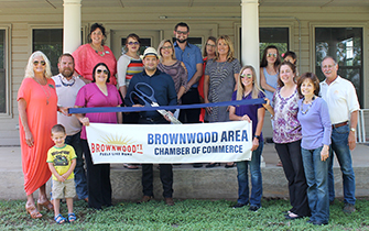 The Brownwood Area Chamber of Commerce Holds Ribbon Cutting for SpecOpS Computing