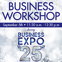 Brownwood Chamber to Offer Business Workshop During 25th Annual Business Expo September 5