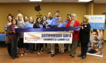 Brownwood Chamber Holds Ribbon Cutting for Arrow Child & Family Ministries