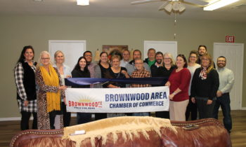 Brownwood Chamber Holds Ribbon Cutting to Welcome New Member – Brownwood Retirement Village Apartments