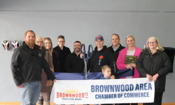 Brownwood Chamber Holds Ribbon Cutting to Welcome New Member – Chouwa No Uchi Dojo