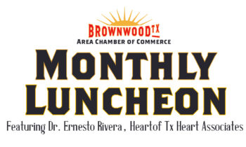 Brownwood Area Chamber Commerce Luncheon Scheduled for February 21st