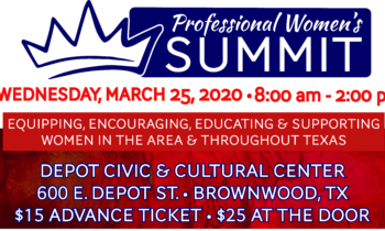 Registration for Second Annual Professional Women's Summit is Now Open