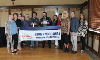 Brownwood Chamber Holds Ribbon Cutting to Welcome New Member – Honorway Productions