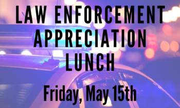 Annual Law Enforcement Luncheon