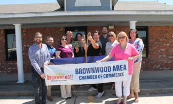 Brownwood Chamber Holds Ribbon Cutting to Welcome New Member – Rebecca Walters, LMT.