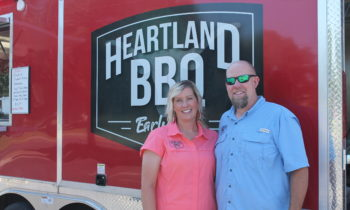 Ribbon Cutting for Heartland BBQ-Early,TX