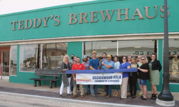 Teddy's Brewhaus Ribbon Cutting