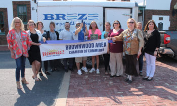 Ribbon Cutting for Breze Carpet Cleaning