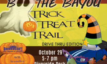 Boo the Bayou: Trick or Treat Trail