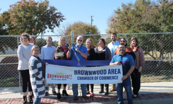 Ribbon Cutting for Brown County Event Fencing