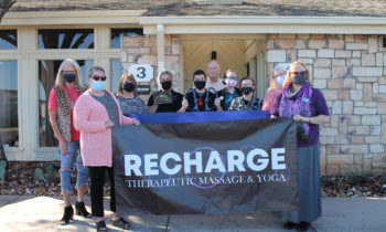 Ribbon Cutting for Recharge
