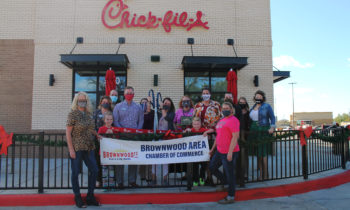 Ribbon Cutting for Chick-fil-A