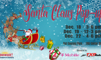 Santa Claus Pop-UP