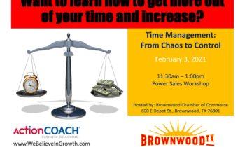 Business Workshop: Time Management