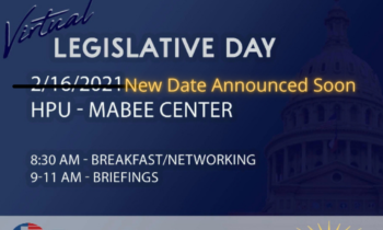 Virtual Legislative Day