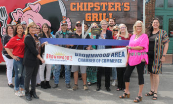 Ribbon Cutting for Chipster's Grill