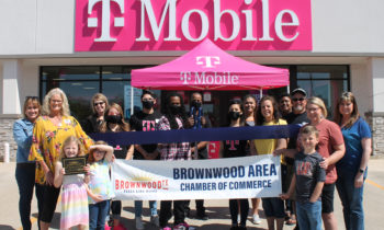 Ribbon Cutting for T-Mobile