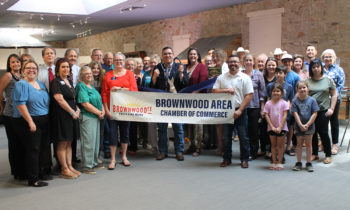 Ribbon Cutting for Brown County Museum of History