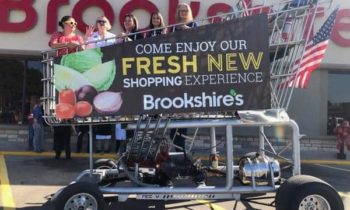 Brookshire's Re-Opening
